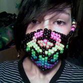 Biohazard Mask 2