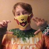 Piikachu Mask That Took Me 3 Hours Iim Tiired