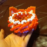 Back View Of The Fox Cuff