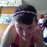 Lolita Bow Tie Head Band