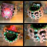 JigglyPuff 3D Cuff