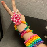 Rainbow Star Ring!