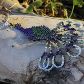 Peacock Necklace 2