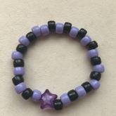 Purple And Black Singlet :)