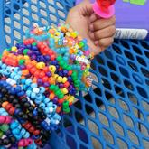 The Daily Amount I Wear Of Kandi At Skool