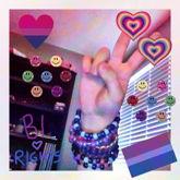 Bi Pride Bracelets