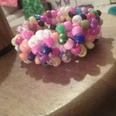 Random Beads 3D Cuff