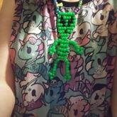 Wearing Alien!!!!