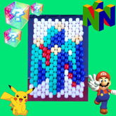 Nintendo 64 Logo Panel