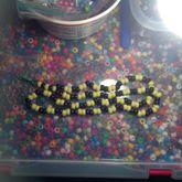 Yellow And Black Lanyards