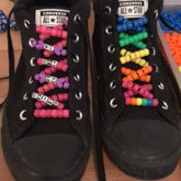 Bead Shoes!!