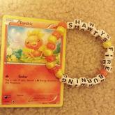Shawty's Fire Burning Torchic Single