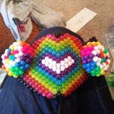 Rainbow Gasmask