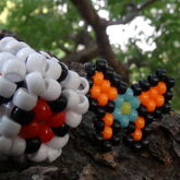 Peyote Butterfly & Cube Of Inspiration