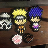 Storm Trooper, Naruto, Sasuke, And Cat Paws