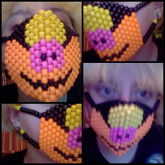 Tepig Kandi Mask