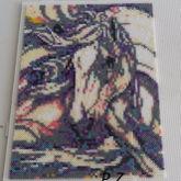 Mini Hama Perlen 6030 Pferd