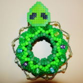 Ethereal Alien 3D Cuff
