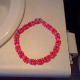 My Open-weave Kandi Headband 2