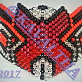 Red Excision Mask