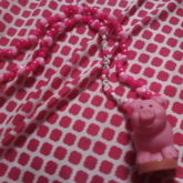 'all Men Are Pigs' Necklace