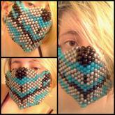 Dead Space Kandi Mask