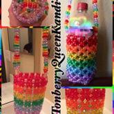Rainbow Bottle Holder