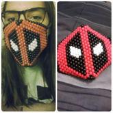 Deadpool Mask!