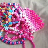 This Pile Of Kandi Sits By My Bedside