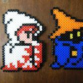 Final Fantasy Perlers