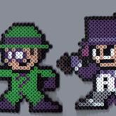 Riddler & Penguin