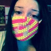 My First Kandi Mask