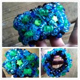Blue And Green 3D