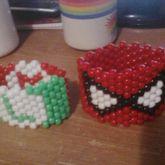 Mario/Luigi And Spiderman Cuffs