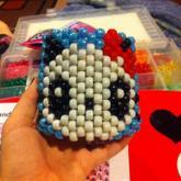 Panda Hello Kitty