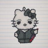 Michael Myers Hello Kitty (Halloween)