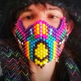 Custom Designed Owl Mask