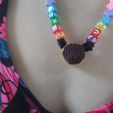 Cup Cake Necklaceee
