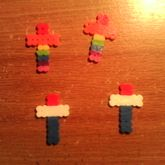 Parlerbead Crosses