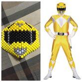 Yellow Ranger Mask!