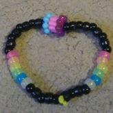 Mini Pony Bead Single
