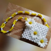 Mini Flower Kandi Purse