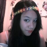 Rainbow Translucent Flower Headband
