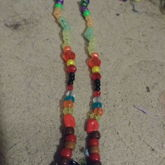 Red Beads, Shaped Beads, G.I.t.d Beads