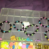 Eye Ball Bead Singles And Double