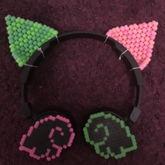 MY HEADPHONES <3