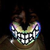 Led Kandi Mask