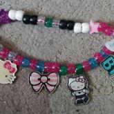 Hello Kitty Charm Chocker Two
