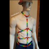 Male Kandi Harness