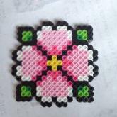 Lotus Flower Perler